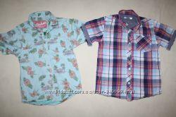 Рубашки M&Co и REBEL отличное состояние
