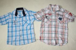 Фирменные рубашки в отличном состоянии