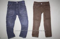 Зауженные джинсы NEXT и MATALAN
