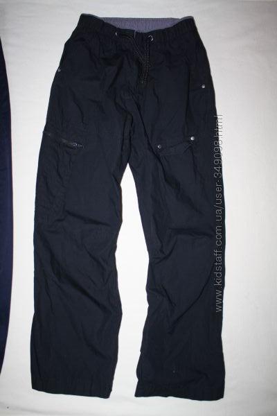 Фирменные штаны без нюансов