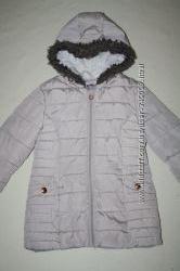 Демисезонная куртка-пальто F&F без нюансов