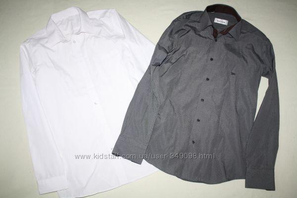 Фирменные рубашки для старшеклассника