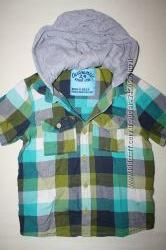 Рубашка с капюшоном NEXT