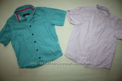 Фирменные рубашки состояние новых