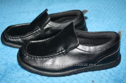 Туфли Kangol утепленные натуральная кожа