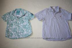 Рубашки Next и H&M без нюансов