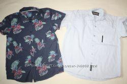 Рубашки Rebel и Timberland отличное состояние