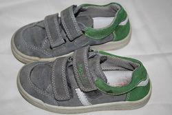 Замшевые мокасины-туфли SuperFit