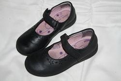 Кожаные туфли Start Rite отличное состояние