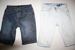 Джинсовые шорты H&M без нюансов