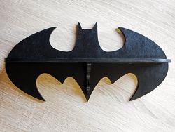 Детская полочка Бэтмен