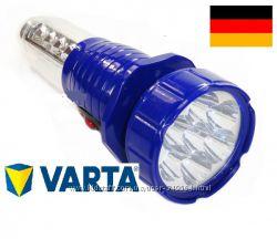 Фонарь светодиодный аккумуляторный, походный фонарь, туристическая лампа, а