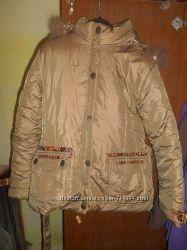 Куртка женская 48 р-р. Холодная осень, еврозима