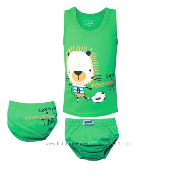 Белье для малышей и школьников ТМ Габби Акции и распродажи