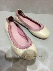 Очень милые нежные балеточки для девочки