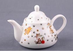 Заварочный чайник - фарфор - заварник