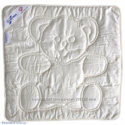 Детское облегченное одеяло с волокном эвкалипта Teddy White Биллербек