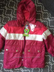 Куртка Одягайко для девочки . Новая