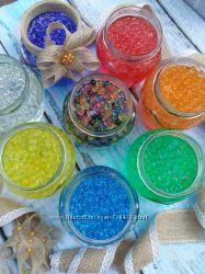 Гидрогель - растущие шарики для игр и даже перламутровые