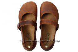 Стильные летние  демисезонные туфли, натуральная кожа, Lorikeet, Испания