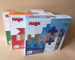 Конструктори-головоломки Haba, идеальная игра для юных инженеров