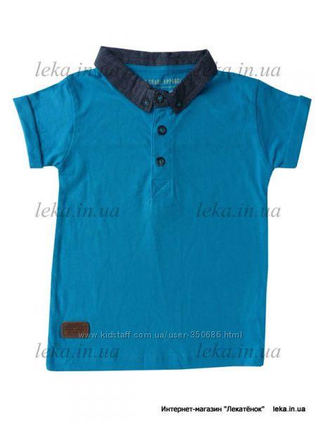 Футболки-поло и рубашки для мальчиков Primark, Childrens и др.