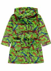 Флисовые халаты для мальчиков Next, Early days, George, Primark -Англия