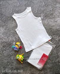 Термобелье Crivit, термомайки и футболки Primark для мальчиков и девочек