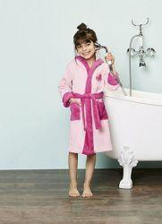 Халаты флисовые теплые для девочек Lupily, Primark Англия
