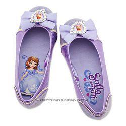 Туфельки Принцессы Софии для девочки. Производитель Дисней.