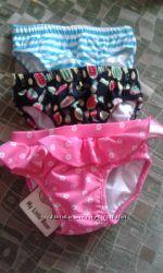 Купальные плавки и трусики для девочек