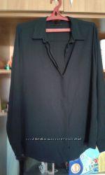 классическая шифоновая блуза atmosphere