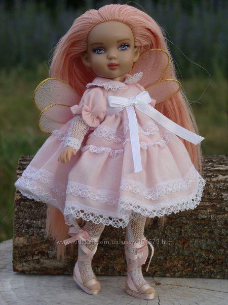 Авторская коллекционная кукла Kickits Cotton Candy R. Tonner Тоннер