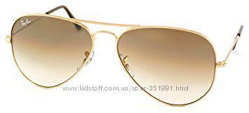 a4e24366d8d9 Очки Ray Ban 62 mm gradient brown. Оригінал, 4950 грн. Женские солнцезащитные  очки - Kidstaff   №23762453