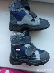 Демисезонные ботинки 21 р
