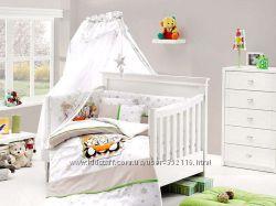 постельное в детскую кроватку First Choice бамбук