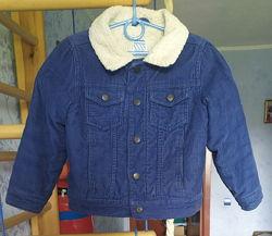 Куртка шерпа Old Navy 4Т