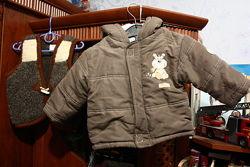 Куртка Jacky Baby 9 мес. 74 см