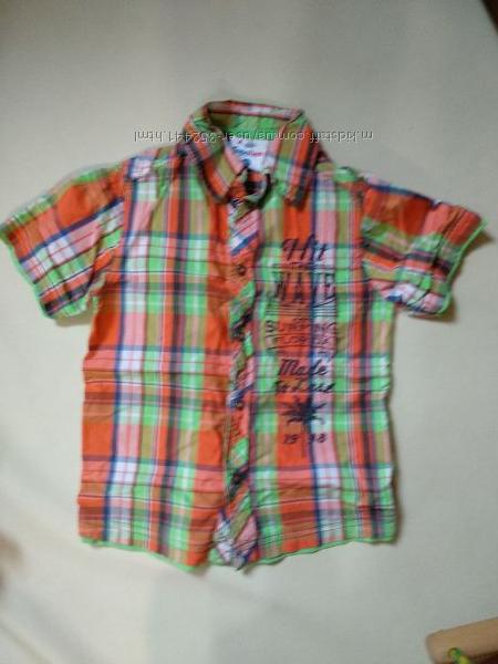Рубашка Topolino 110 см