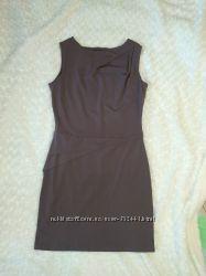 Платье Miramod с ассиметричной баской, 46-48