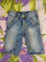 Джинсовые шорты H&M 122-128