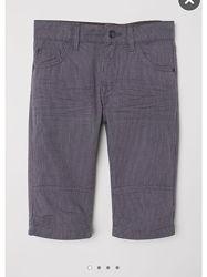 Удлиненные шорты H&M  р. 128