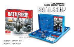 Морской бой игра настольная игрушка