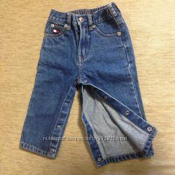 Продам джинсы унисекс Tommy Hilfiger