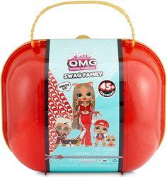 Новинка LOL Surprise O. M. G. Swag Family. Оригинал