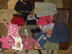Пакет одежды для сада 2-3 года