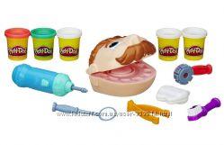 Play-Doh Стоматолог. Хасбро Hasbro оригинал