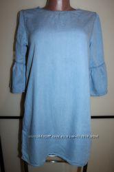 Стильное джинсовой платье   DENIM  NEW LOOK  UK 10 EUR 38 на 44 р