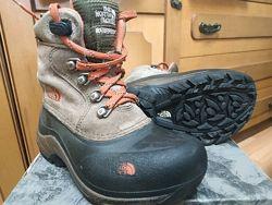 The Nord Face детские зимние ботинки сапоги 11us 28eu 17 см