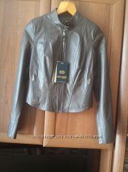 Натуральна шкіряна куртка нова
